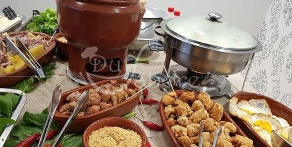 Buffet Comida Mineira DutSabore (p)
