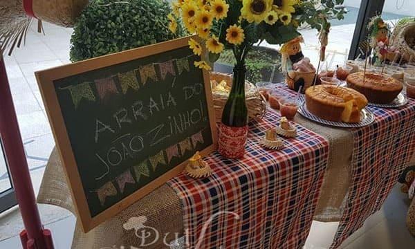Buffet Festa Junina Domicilio Dut Sabore