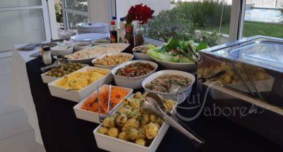 Buffet de churrasco a domicilio Dut Sabore (Saladas)