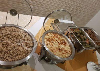 Buffet de Comida Arabe a domicilio